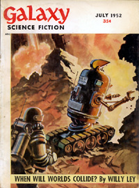 Click here to go to Galaxy Science Fiction covers